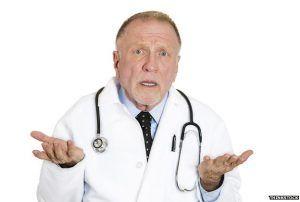 Do doctors understand test results?